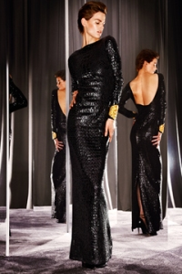 2012 Fall Collection Tom Ford Gown