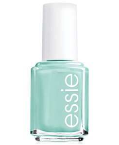 essie nail color mint