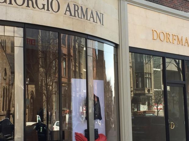 armani and dorfman