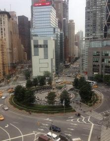 visiting NYC